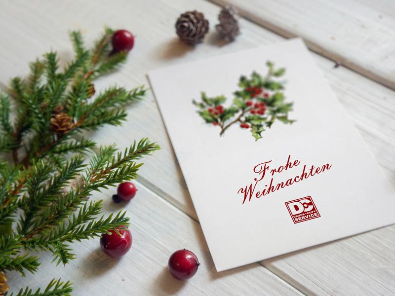 Weihnachtsbillet Villach
