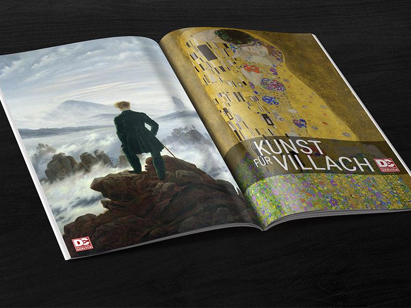 Katalog Druck Villach