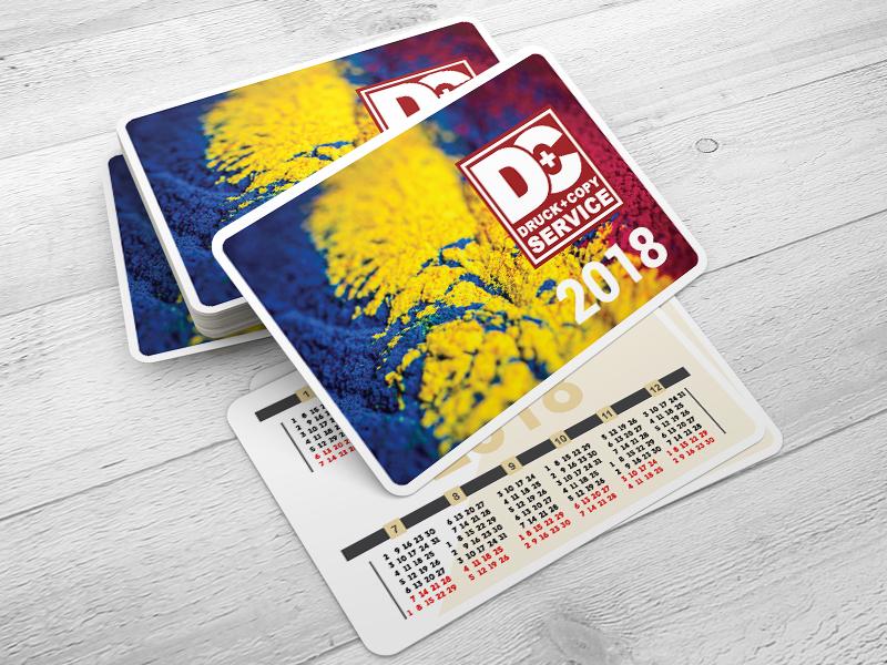 Taschenkalender Druck Villach